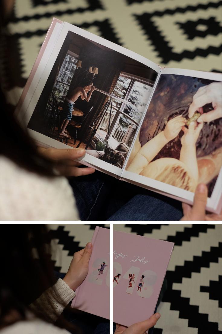 Die Schönsten Momente Immer Griffbereit Mit Ihrem Fotobuch