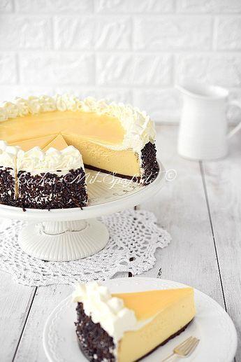 Photo of Eggnog cheesecake