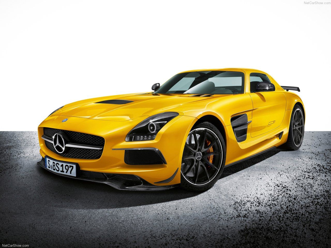 Mercedes Sls Amg Black Series This Is Not A Car This Is An