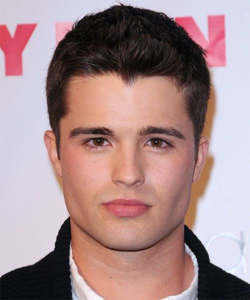Great Spencer Boldman Hairstyle New