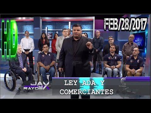 JAY Y SUS RAYOS X FEB/28/2017 (PROGRAMA DE PUERTO RICO)