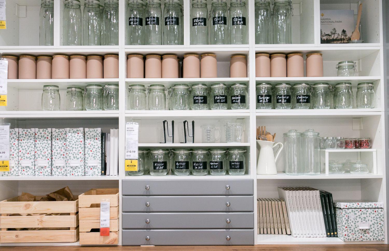 Ikea Aufbewahrungsboxen Kuche