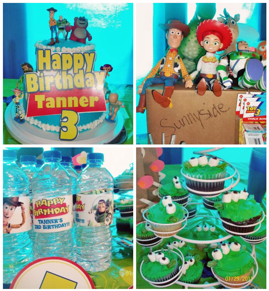 Awesome Need To Make The Sunnyside Box Adorable Toy Story Party Personalised Birthday Cards Arneslily Jamesorg