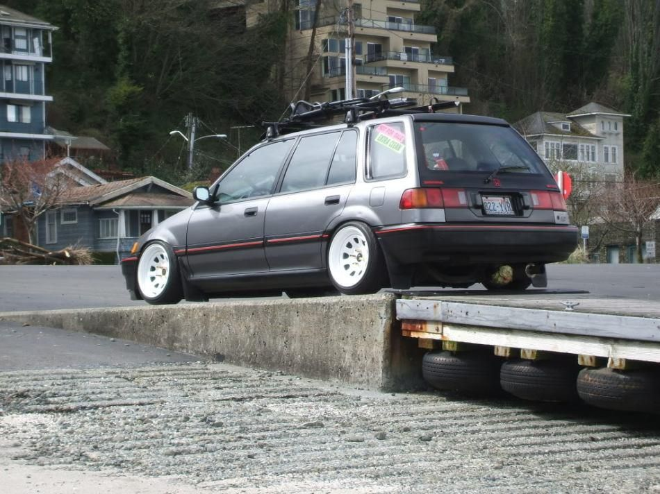 Civic Wagons Are Getting Harder And Harder To Find Honda