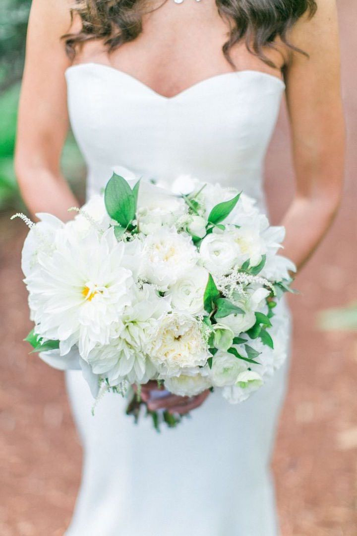 Get inspired by these gorgeous garden wedding bouquets for your big day! From dahlias to peonies, these bouquets are filled with the most beautiful blooms.