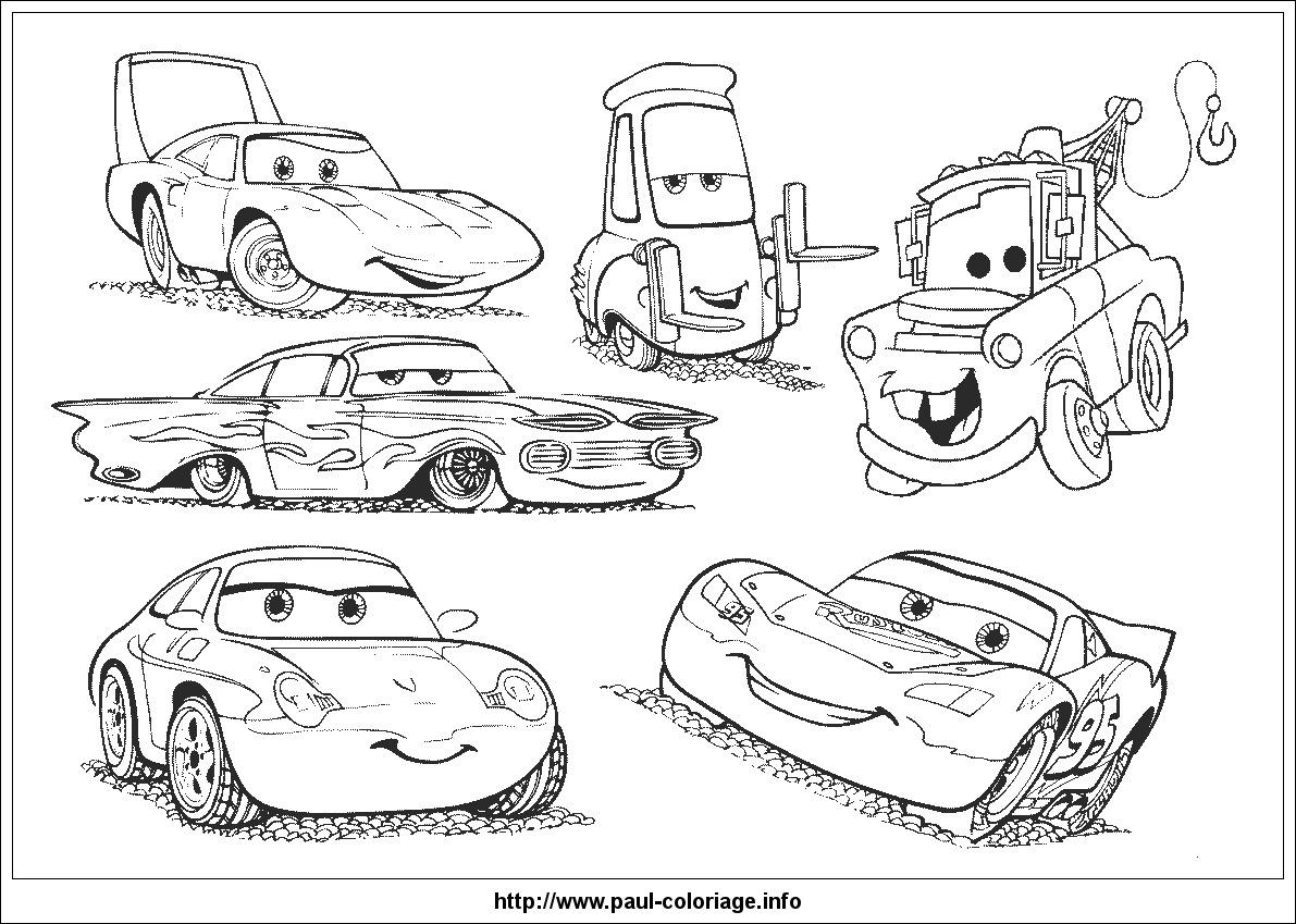 Dibujo Para Colorear Cars Peliculas De Animacion 60 Paginas Para Fiestas Infantiles De Cars Paginas Para Colorear Para Ninos Paginas Para Colorear Disney