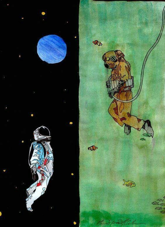 astronaut in space lyrics - photo #43