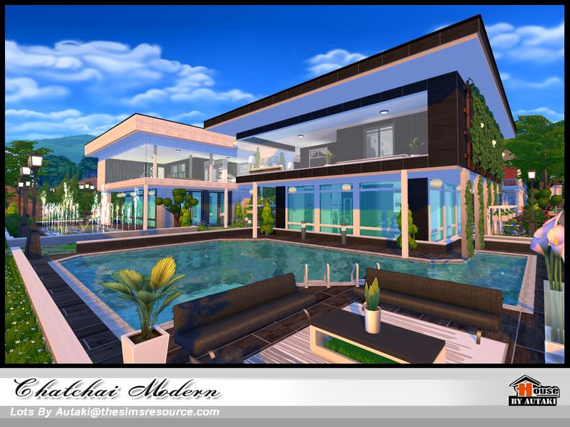 Chatchai Modern Found in TSR Category 'Sims 4 Residential Lots ... on cheap house designs, sims 3 modern house designs, sims freeplay house designs, 2015 house designs, best house designs, sims 3 modern house layout, sims 3 house ideas, sims 3 house plans, 4 bedroom house designs, the sims house designs, sims 3 pets house designs, single level house designs, sims 3 toddlers, sims 3 family house, sims 2 house designs, sims 2 modern houses, sims 2 house ideas, sims 1 house designs, sims house design ideas, off the grid house designs,