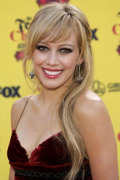 Hilary Duff Photos Photos 2005 Teen Choice Awards Arrivals