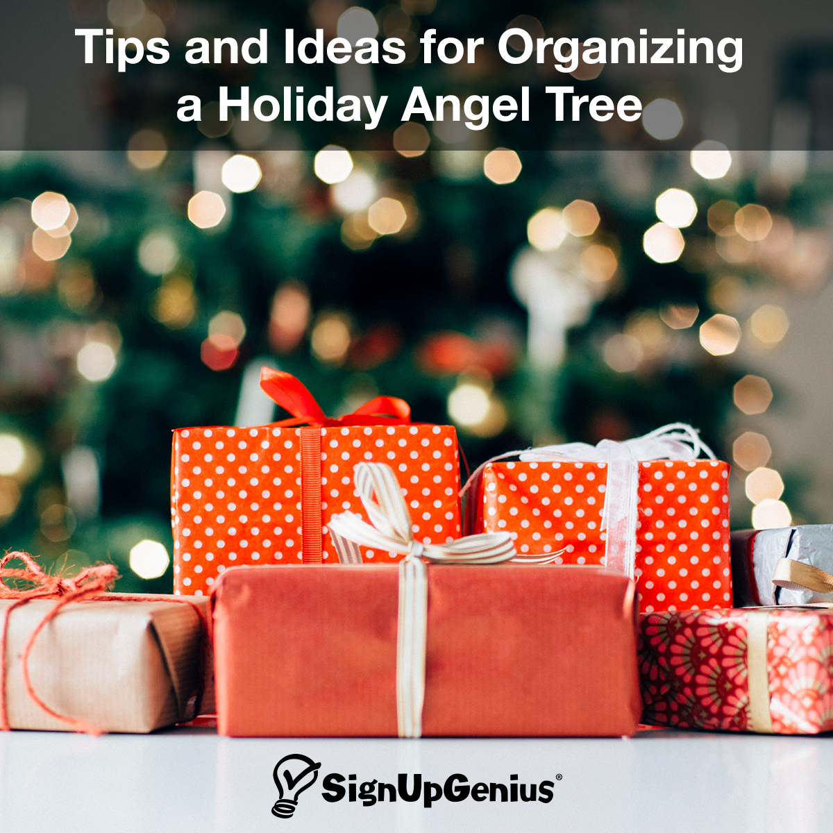 Donating Christmas Gifts: Tips And Ideas For Organizing A Holiday Angel Tree