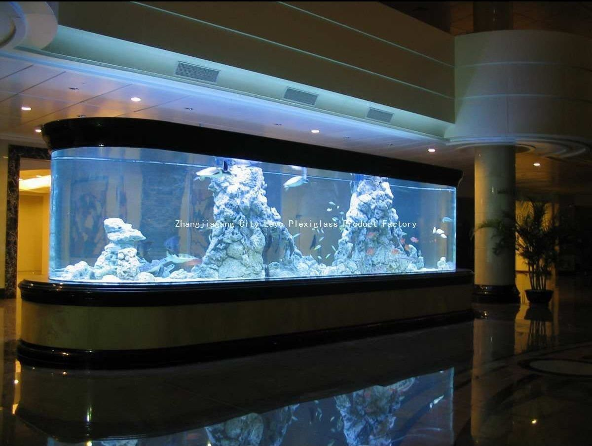 Custom Giant Acrylic Fish Tank For Sale Buy Acrylic Fish