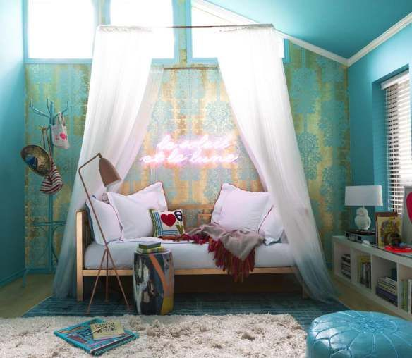 10 Awesome Music Inspired Home Decor Ideas: The Ultimate Room For A 10-Year-Old Girl