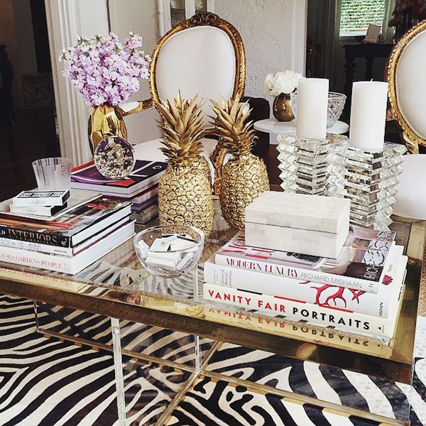 Get The Look | Luxe Living   Palm Beach Regency Style