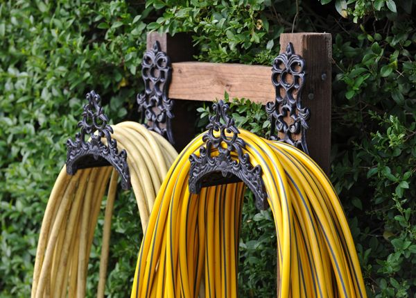 Cast Iron Hose Tidy Victorian Style Holder Keeps Hoses And Knot Free Delivery By Waitrose Garden In Ociation With Crocus