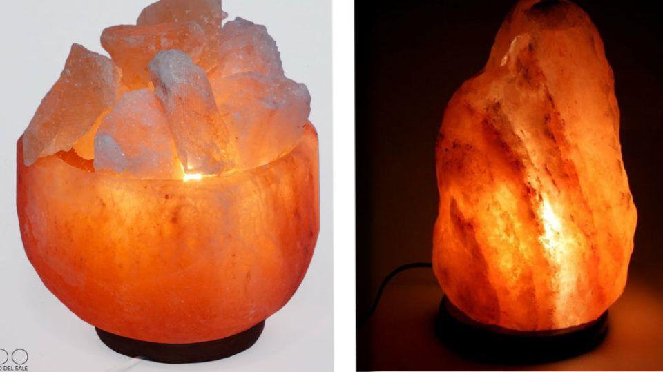 Lampada di sale Himalayano: Ecco cosa succede a Polmoni, Cervello e Umore quando la metti nella tua camera da letto