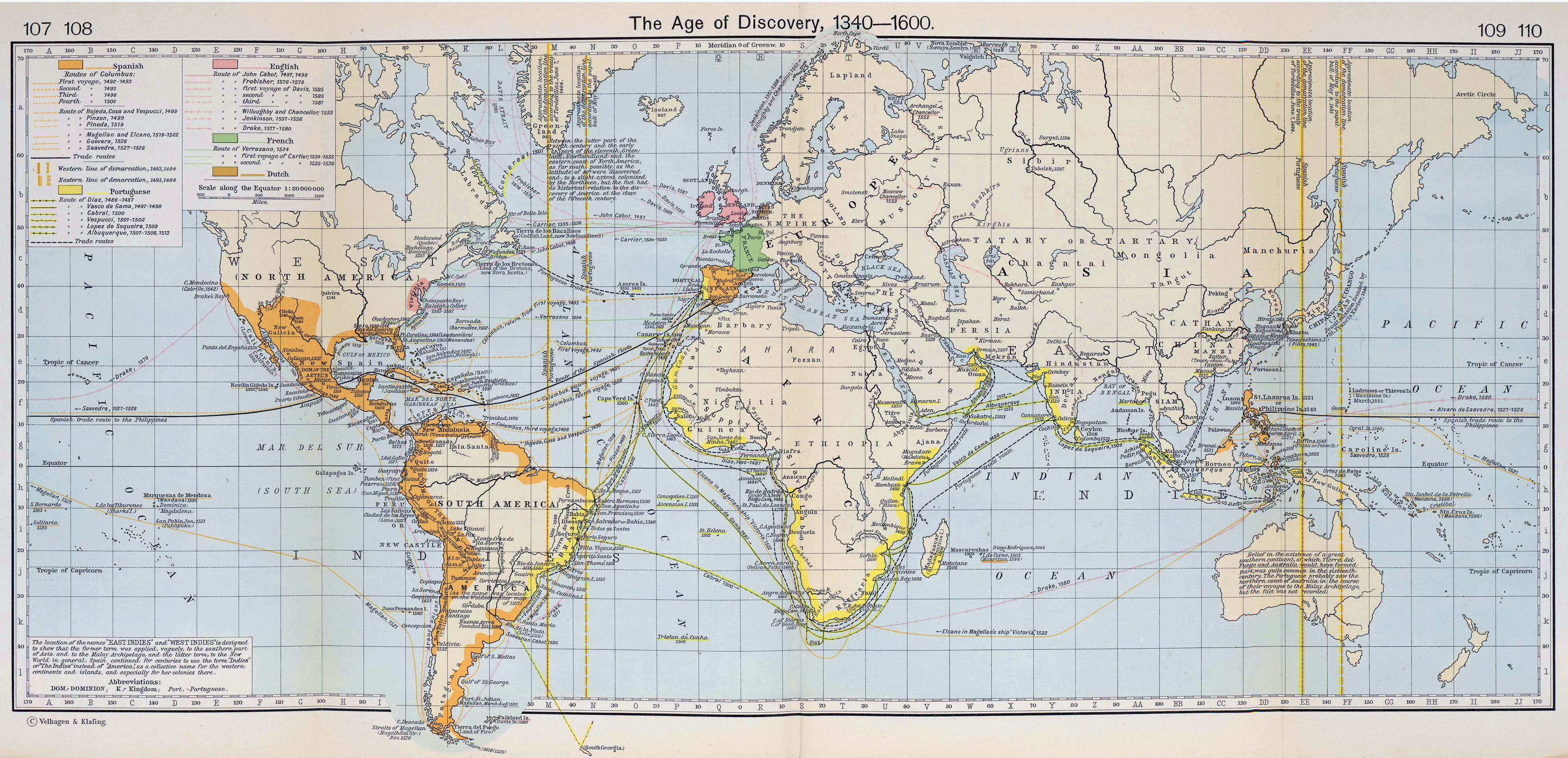 World map 1340 1600 the age of discovery maps and globes world map 1340 1600 the age of discovery gumiabroncs Images