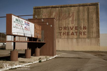 Valley Drive-In Theatre, Lompoc | The Johnsons Mid-Century Time Travel Guide