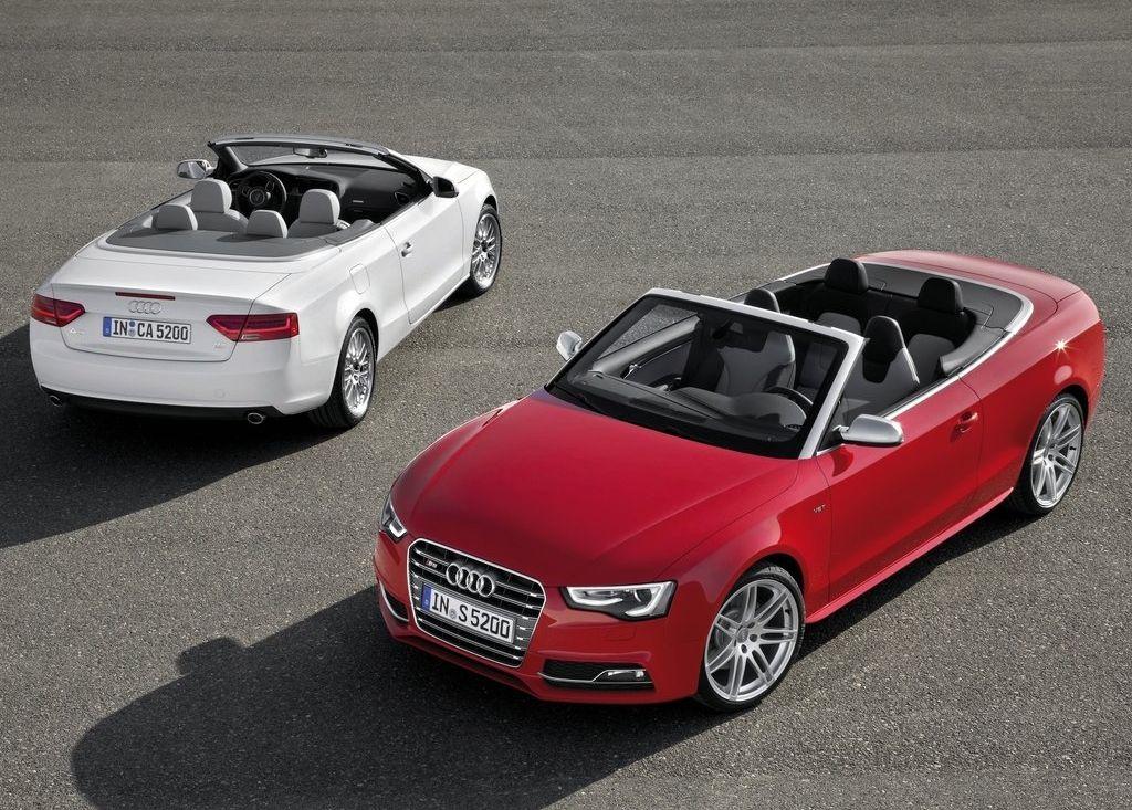 Audi Cabriolet Red Audi S5 Audi A5 Audi A5 Convertible