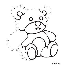 Teddy Bear Coloring Page Coloring Book of Coloring Page