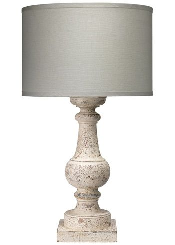 Jamie Young Lighting Table Lamp Base French Country Jy1fcoutlwh