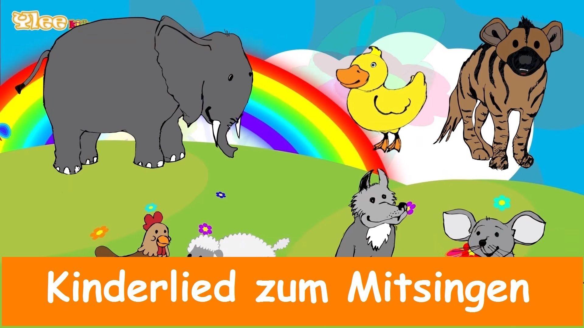 Die Lieder der Tiere - Sing mit (Karaoke Version) mit Text am ...
