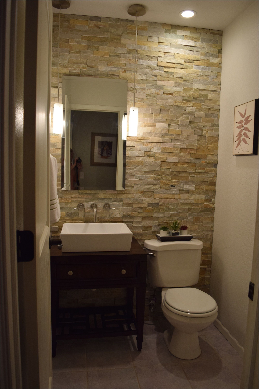 Coastal Half Bath Remodel Ideas Guest Bathroom Small Half Bath