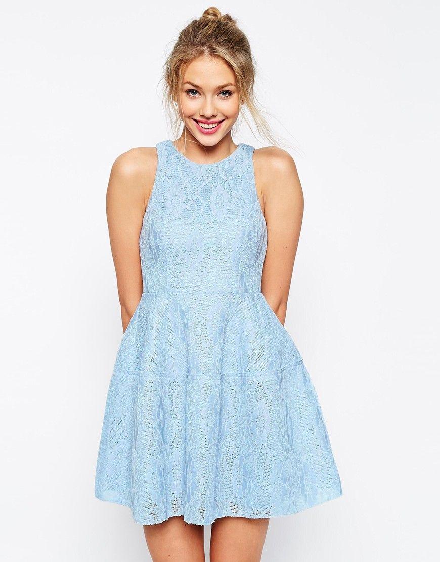 20 weddingready summer wedding guest styles Short lace