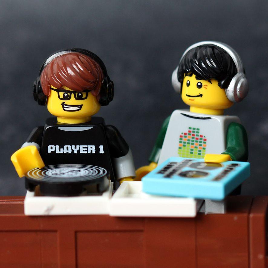 LEGO stories : dj