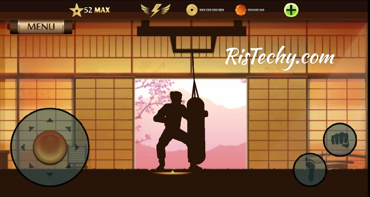 Shadow Fight 2 Max Level 52 Mod Apk Download Install