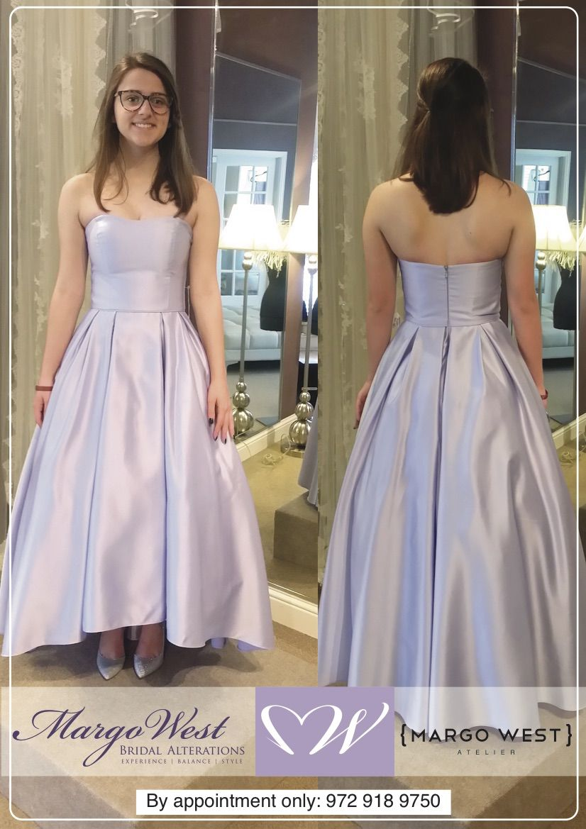Best prom dress alterations in Texas by Margo West    Color     Margo Bridal Alterations delivers excellent and stylish wedding gown  alterations in Dallas  TX and the nearby areas