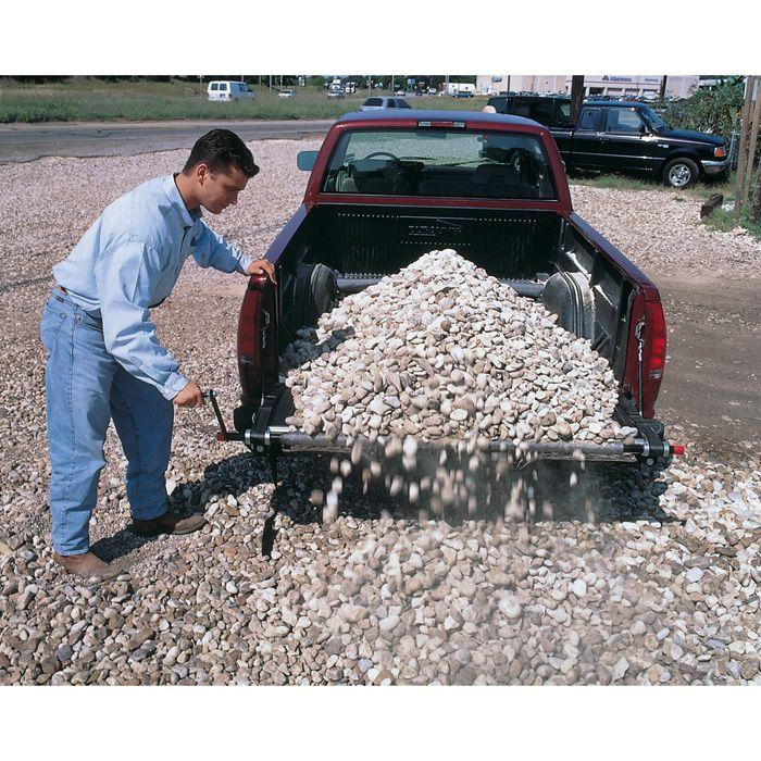 Loadhandler Pickup Truck Unloader — HeavyDuty FullSize