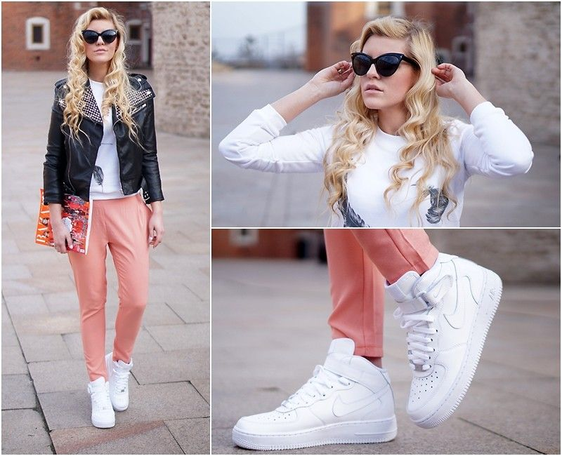 Nike Shoes and Outfits | Estelle Fashion - Sheniside Pants, Nike Shoes -  City look