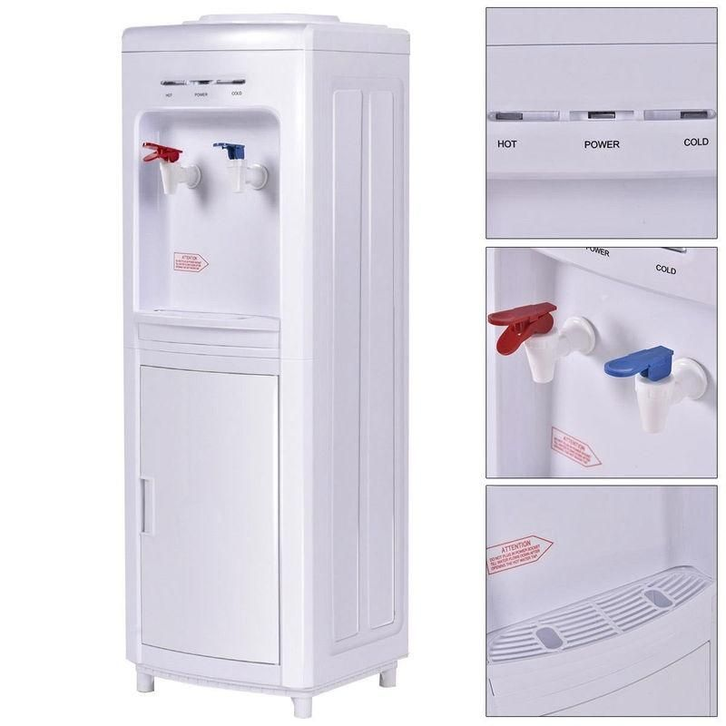 74f716732b Water Cooler Dispenser 5 Gallon Cold And Hot Bottle Load Electric Primo Home