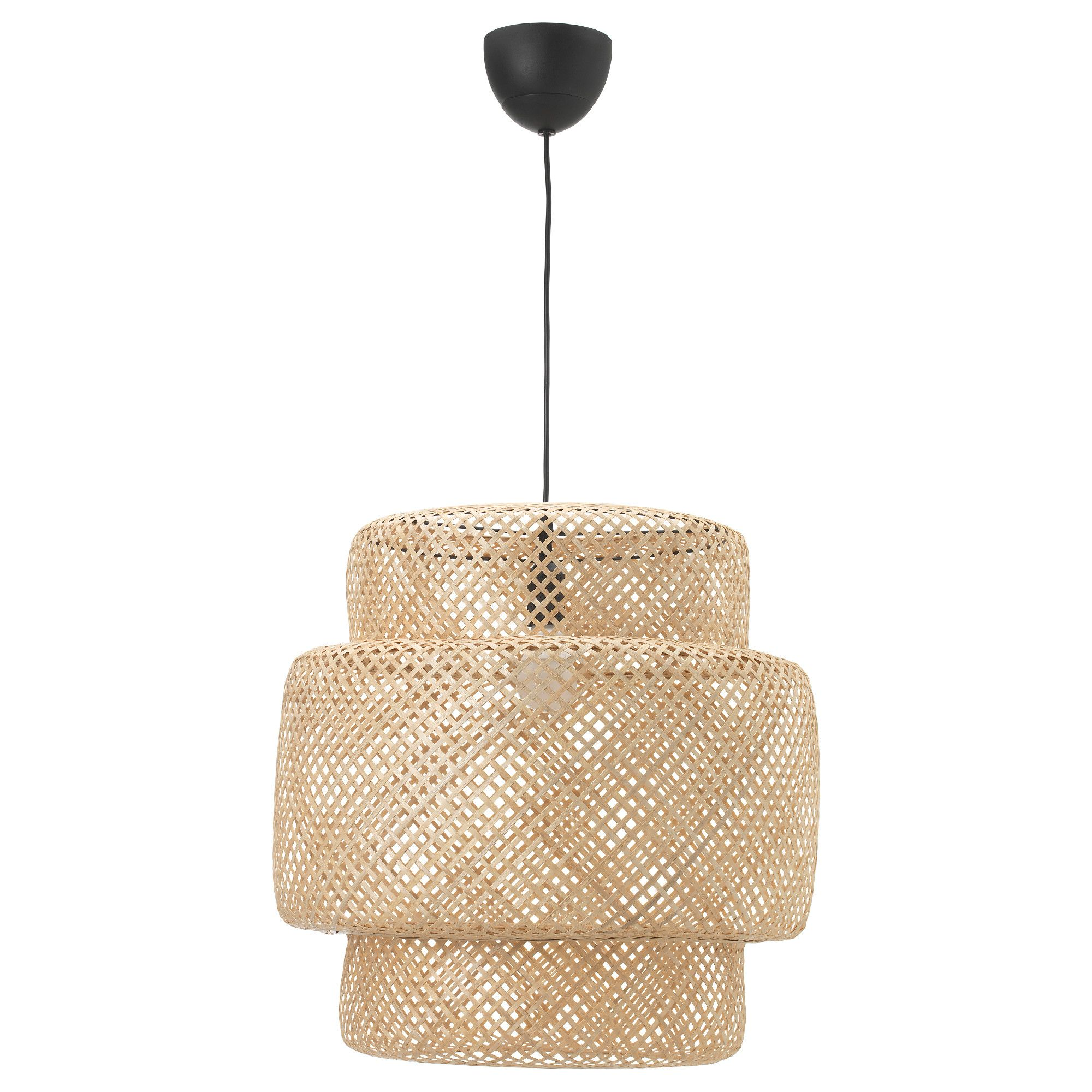 Sinnerlig Suspension Bambou Luminaire Ikea Suspension Bambou