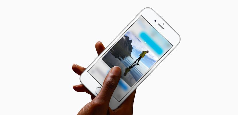 La pantalla OLED encarece los componentes del 3D Touch un