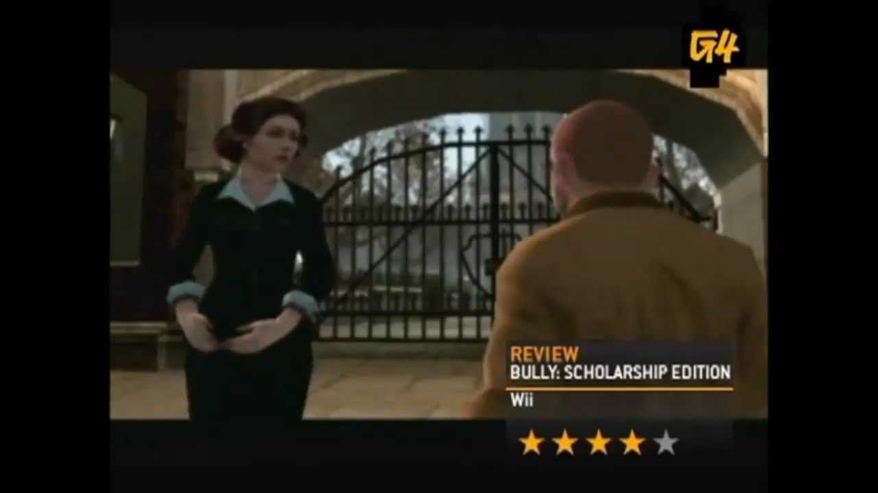 Bully Scholarship Edition Review Video Game Review G4