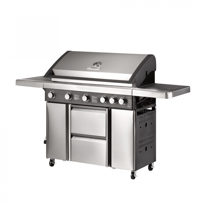 Haape® Gasgrill Nizza 5000S Aussenküche / Gasgrillküche