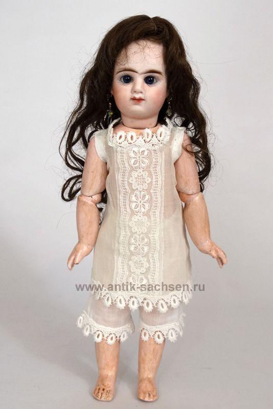 Кукла Etienne Denamur : Антикварный салон «Саксония»