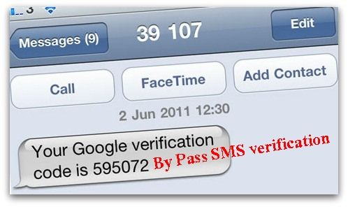 How to Bypass sms   Phone verification   Ethical Hacking   Phone
