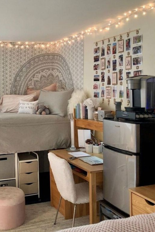 Fun Dorm Room Ideas: Hi, Today I Share Ideas About How To Make A Dorm Room To