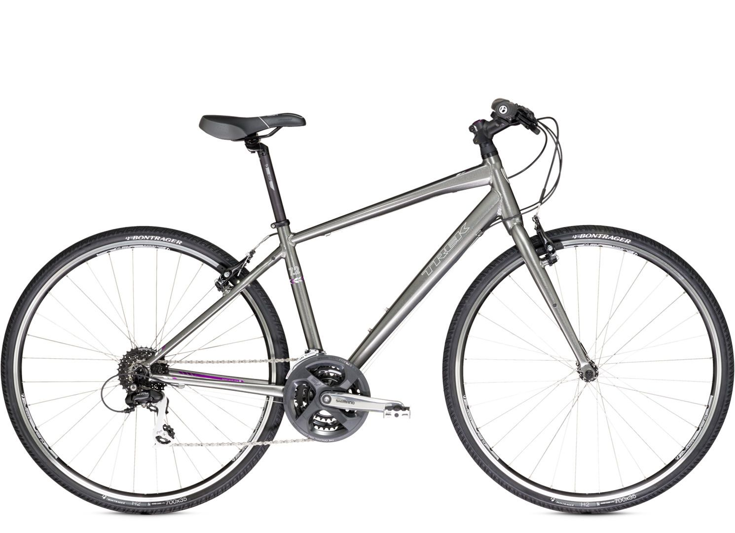 Fitness 7 2 Fx Wsd Fx Is Our Most Popular Bike With Good Reason It Offers A Best Of Both Worlds Combination Of Road Trek Bicycle Trek Bikes Biking Workout