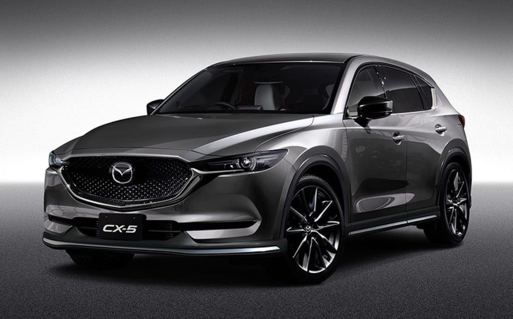 Mazda Japan S Cx 5 Takes On The Europeans With The Luxurious