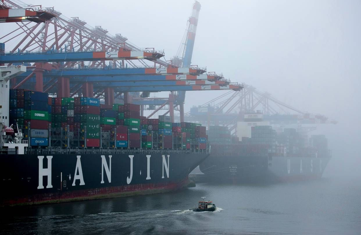 The fallout from last week's historic bankruptcy of one of the world's biggest shipping lines, Hanjin Shipping, continued with little resolution with as much as $14 billion worth of cargo stranded at sea according to