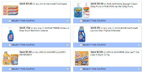 photograph about Arm and Hammer Printable Coupons identify Canada Discount coupons: $2 Arm Hammer Cat Clutter, $1 Arm Hammer