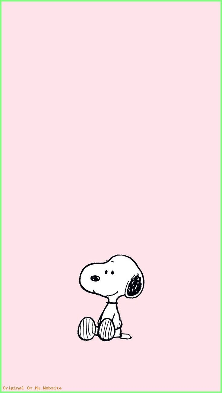 Wallpaper Iphone Disney Iphone Snoopy Wallpaper Charlie Brown