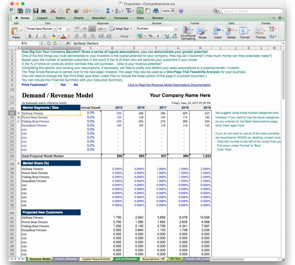 Startup Business Plan Template Excel Beautiful Business Plan Financial Model T Startup Business Plan Template Business Plan Template Pdf Business Plan Template