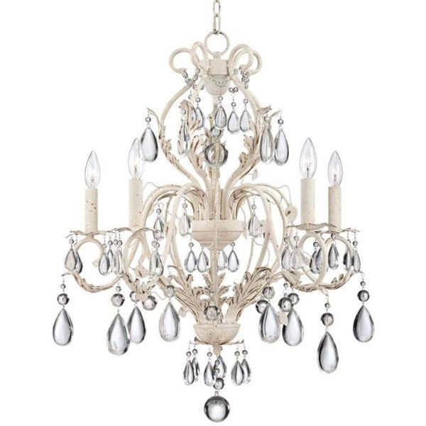 Lamps Plus Kathy Ireland Gold Chandelier