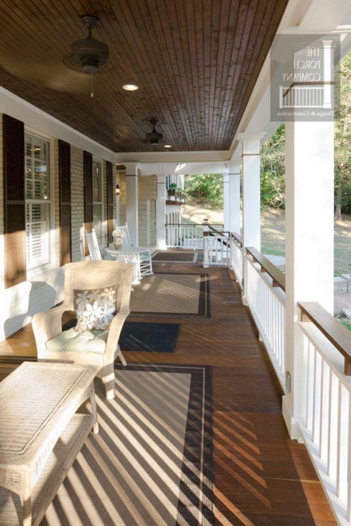 35+ Smart & Pretty Front Porch Decor Ideas Page 16 of 36