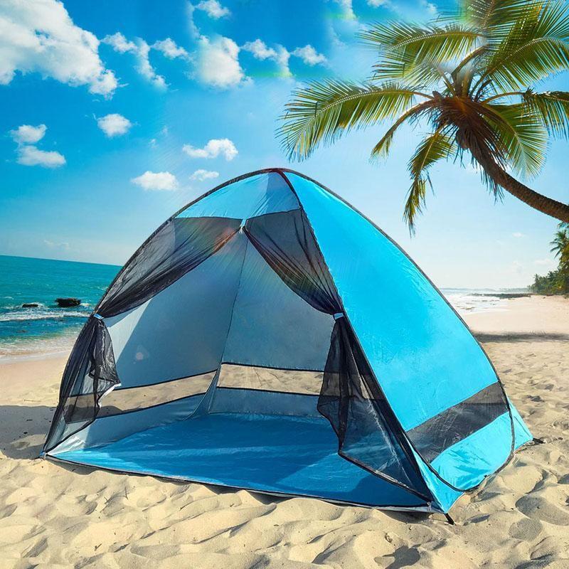 Beach Tent Camping Portable Sun Shade