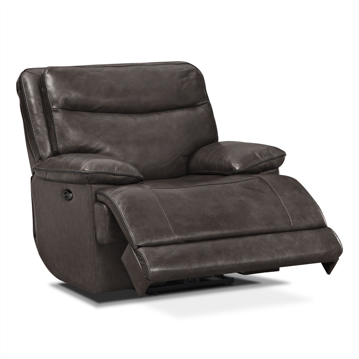 Marvelous Monaco Power Recliner Value City Furniture Furniture Cjindustries Chair Design For Home Cjindustriesco